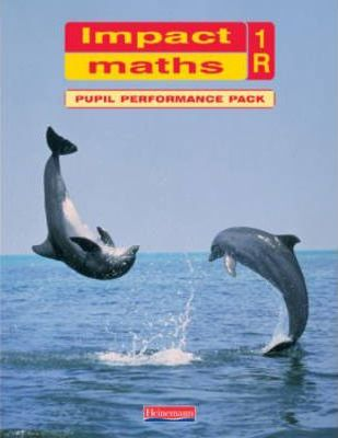 Impact Maths Pupil Performance Pack 1 Red (Revised)