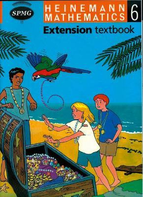 Heinemann Maths 6: Extension Textbook (Single)