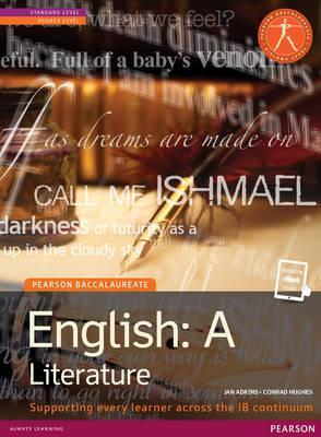 Pearson Baccalaureate:English A: Literature for the IB Diploma