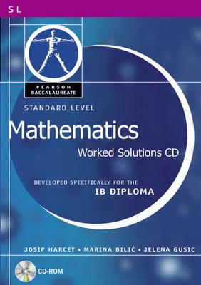 Pearson Baccalaureate: Standard Level Mathematics Worked Solutions