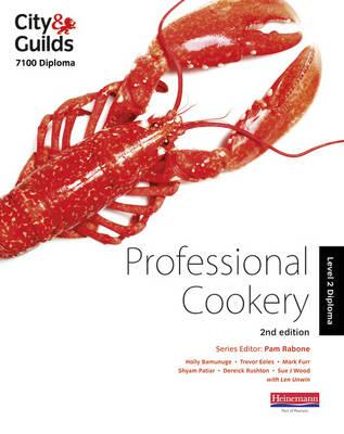 city guilds diploma in professional cookery level  city guilds 7100 diploma in professional cookery level 2 candidate handbook revised edition