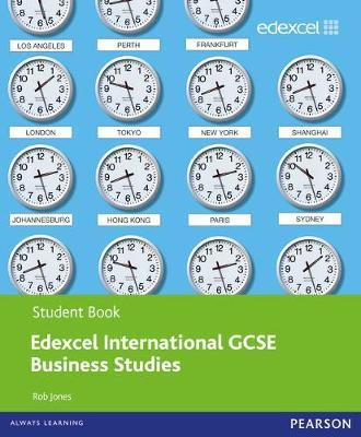 Edexcel International GCSE Business Studies Student Book with ActiveBook