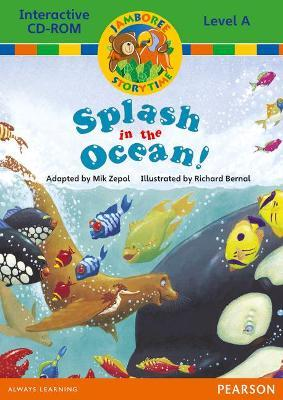 Jamboree Storytime Level A: Splash in the Ocean Interactive CD-ROM