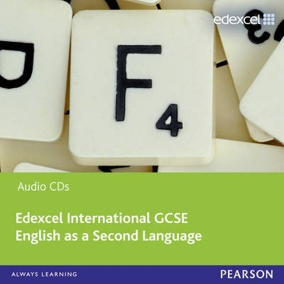 Edexcel International GCSE English as a Second Language Audio CDs