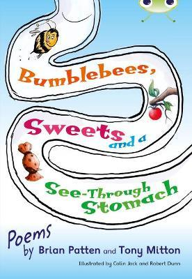 Bumblebees, Sweets and a See-Through Stomach: BC Lime A/3C Bumblebees, Sweets and a See-Through Stomach Lime A/NC 3C