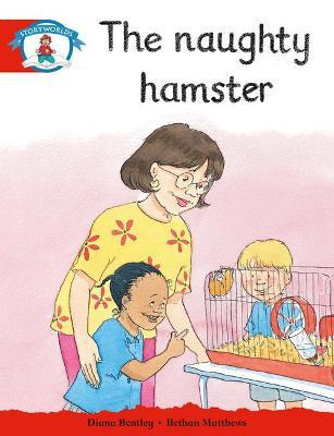 Literacy Edition Storyworlds Stage 1: Naughty Hamster
