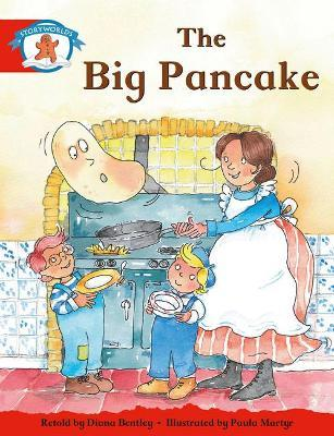 Literacy Edition Storyworlds Stage 1, Once Upon A Time World, The Big Pancake