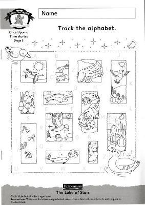 Storyworlds Yr1/P2 Stage 5, Once Upon A Time World, Workbook (8 pack)