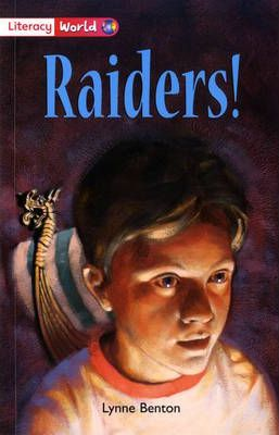 Literacy World Stage 2 Fiction: Raiders (6 Pack)