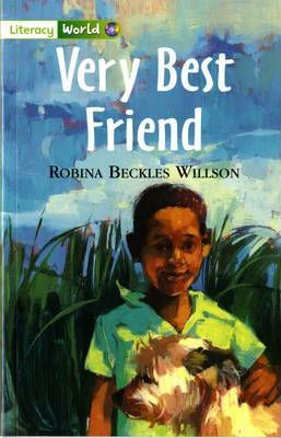 Literacy World Fiction Stage 3 Very Best Friend (6 Pack)