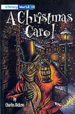 Literacy World Stage 4 Fiction: A Christmas Carol (6 Pack)