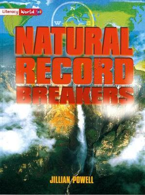 Literacy World Stage 2 Non-Fiction: Natural Record Breakers (6 Pack)