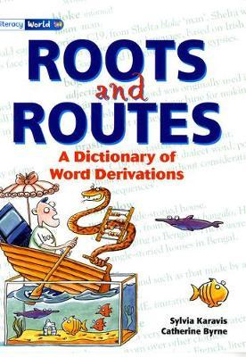 Literacy World Stages 3/4 Non-Fiction: Dictionary of Word Derivations (6 Pack)