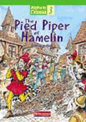 Alpha to Omega Fiction: The Pied Piper (pack of 6)