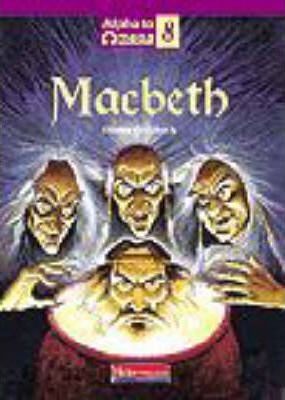 Alpha to Omega Fiction: Macbeth (pack of 6)