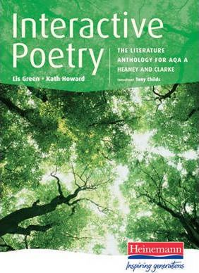 Interactive Poetry: The Literature Anthology AQA A 2004-6 Heaney & Clarke CD-ROM Pack