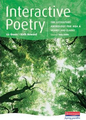 Interactive Poetry: Heaney and Clarke Teacher's Book