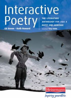 Interactive Poetry: The Literature Anthology AQA A 2004-6 Duffy and Armitage CD-ROM Pack