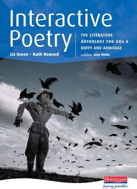 Interactive Poetry: Armitage and Duffy Teacher's Book