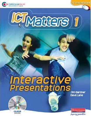 ICT Matters Interactive Presentations Software Package Year 7
