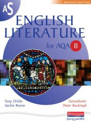 AS English Literature for AQA B