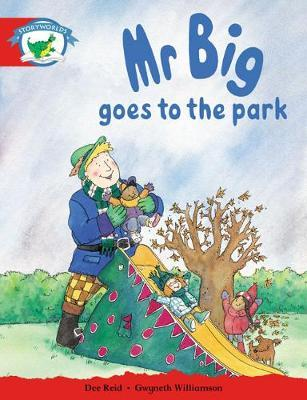 Storyworlds Reception/P1 Stage 1, Fantasy World, Mr Big Goes to the Park (6 Pack)
