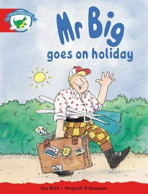 Storyworlds Reception/P1 Stage 1, Fantasy World, Mr Big Goes on Holiday (6 Pack)