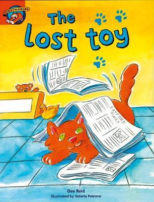 Storyworlds Reception/P1 Stage 1, Animal World, The Lost Toy (6 Pack)