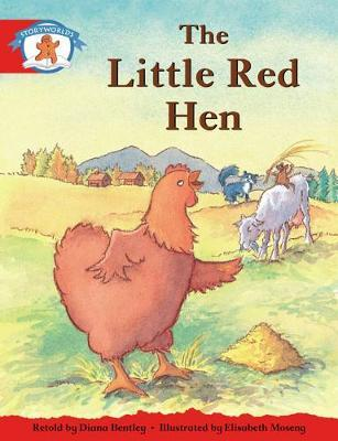 Storyworlds Reception/P1 Stage 1, Once Upon A Time World, The Little Red Hen (6 Pack)