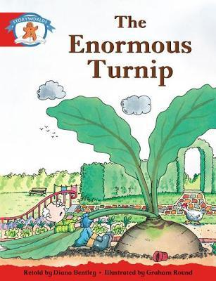 Storyworlds Reception/P1 Stage 1, Once Upon a Time World, the Enormous Turnip (6 Pack)