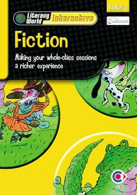 Literacy World Interactive Stage 1 Fiction: Software Multi User Scotland/NI