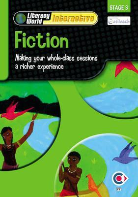 Literacy World Interactive Stage 3 Fiction: Software Multi User Pack Scotland/NI