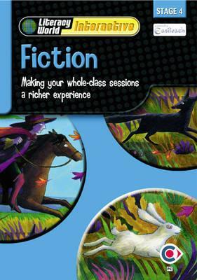 Literacy World Interactive Stage 4 Fiction: Software Multi User Pack Scotland/NI