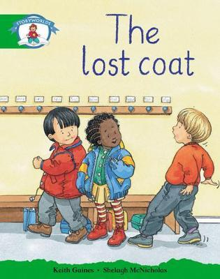 Storyworlds Reception/P1 Stage 3, Our World, the Lost Coat (6 Pack)