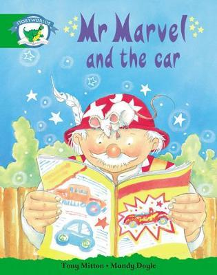 Storyworlds Reception/P1 Stage 3, Fantasy World, Mr Marvel and the Car (6 Pack)