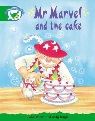 Storyworlds Reception/P1 Stage 3, Fantasy World, Mr Marvel and the Cake (6 Pack)