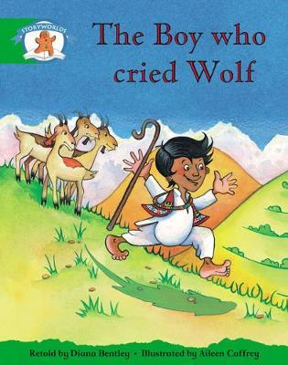 Storyworlds Reception/P1 Stage 3, Once Upon a Time World, the Boy Who Cried Wolf (6 Pack)