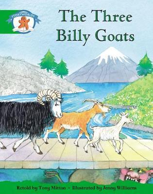 Storyworlds Reception/P1 Stage 3, Once Upon a Time World, the Three Billy Goats (6 Pack)