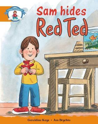 Storyworlds Yr1/P2 Stage 4, Our World, Sam Hides Red Ted (6 Pack)