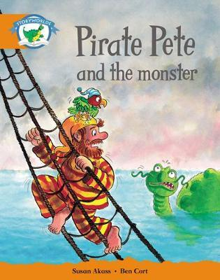 Storyworlds Yr1/P2 Stage 4, Fantasy World Pirate Pete and the Monster (6 Pack)