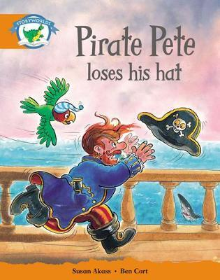 Storyworlds Yr1/P2 Stage 4, Fantasy World, Pirate Pete Loses His Hat (6 Pack)