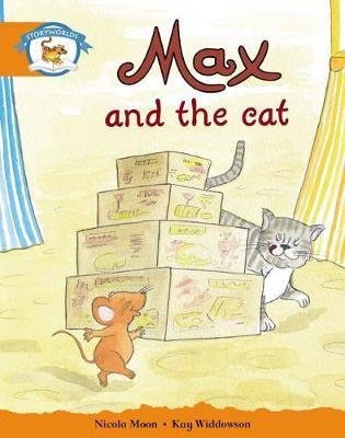 Storyworlds Yr1/P2 Stage 4, Animal World, Max and the Cat (6 Pack)