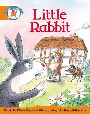 Storyworlds Yr1/P2 Stage 4, Once Upon a Time World, Little Rabbit (6 Pack)