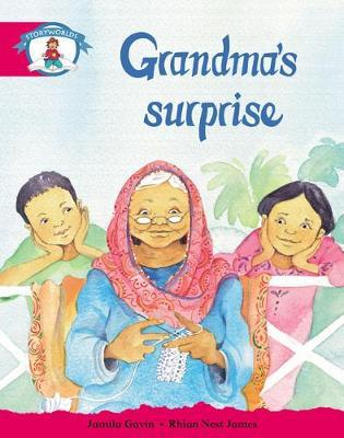 Storyworlds Yr1/P2 Stage 5, Our World, Grandma's Surprise (6 Pack)