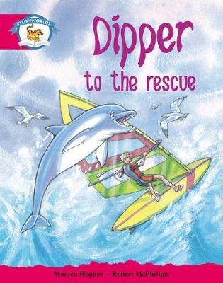 Storyworlds Yr1/P2 Stage 5, Animal World, Dipper to the Rescue (6 Pack)