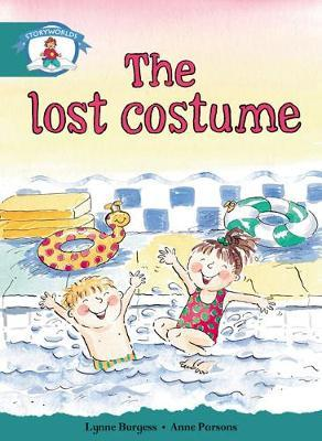 Storyworlds Yr1/P2 Stage 6, Our World, the Lost Costume (6 Pack)
