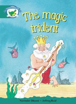 Storyworlds Yr1/P2Stage 6, Fantasy World, The Magic Trident (6 Pack)