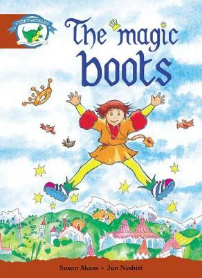 Literacy Edition Storyworlds Stage 7, Fantasy World, the Magic Boots 6 Pack