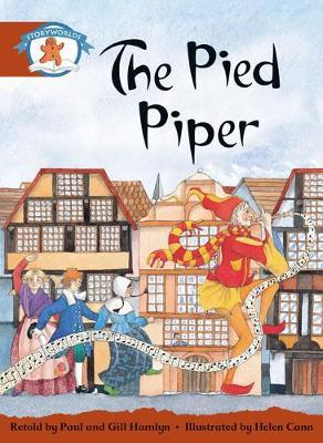 Literacy Edition Storyworlds Stage 7, Once Upon a Time World, the Pied Piper 6 Pack