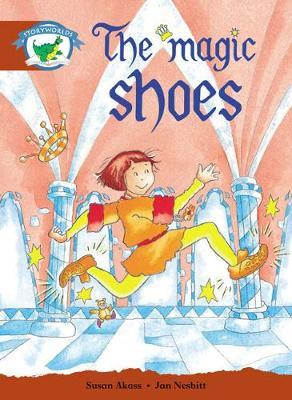 Storyworlds Stage 7, Fantasy World, the Magic Shoes (6 Pack)